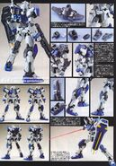 Duel Gundam MG 4