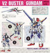 V2 Buster Gundam