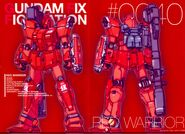 GFF - PF783 Perfect Gundam III Red Warrior