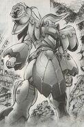 Gundam Versailles 560