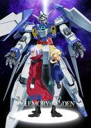 Mobile Suit Gundam AGE - Memory of Eden
