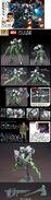 Gundam HG IBO Model Kit - Graze Kai