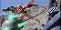 GNY-001F2 Gundam Astraea Type F2