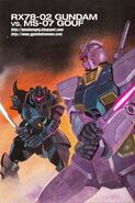 Gundam 'The Origin' Mechanic Archive RX78-02 4