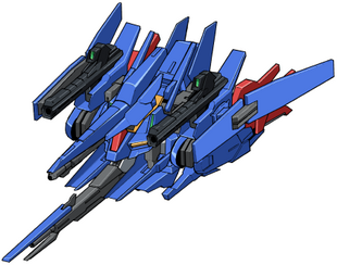 Waverider Mode (Above)