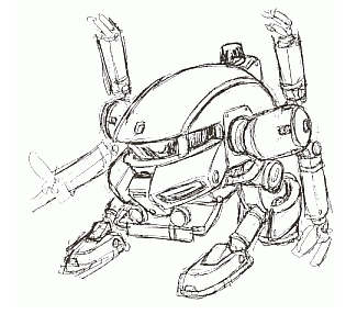 File:Zaku Head.png