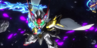 Devil Dragon Blade Zero Gundam