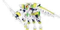 Extreme Gundam Mystic Phase