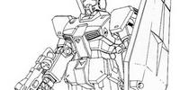 RGM-79 GM/Origin