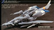 Model Kit MSZ-006D Z plus D6