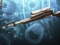 Sniper II Rifle