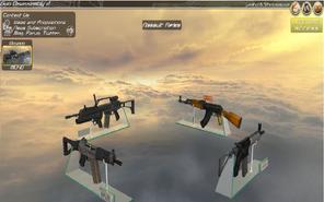 Gun Disassembly Assault Rifle CTG