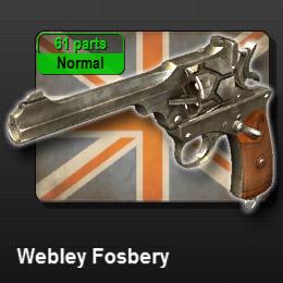 Webley Fosbery