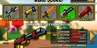Total Exterminator (Pixel Gun 3D)
