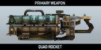 Quad Rocket (Titanfall)