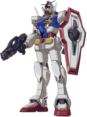 GN-000 0 Gundam A.C.D. Colors