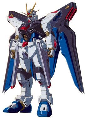 ZGMF-X20A Strike Freedom Gundam