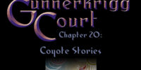 Chapter 20: Coyote Stories