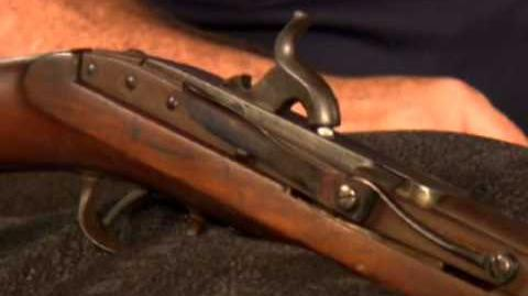 1843 Halls Carbine