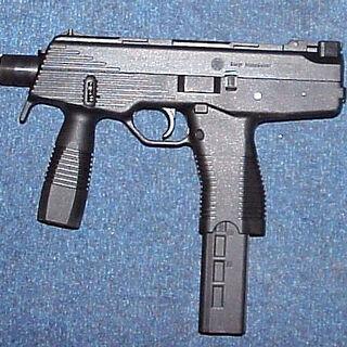 Steyr Tactical Machine Pistol