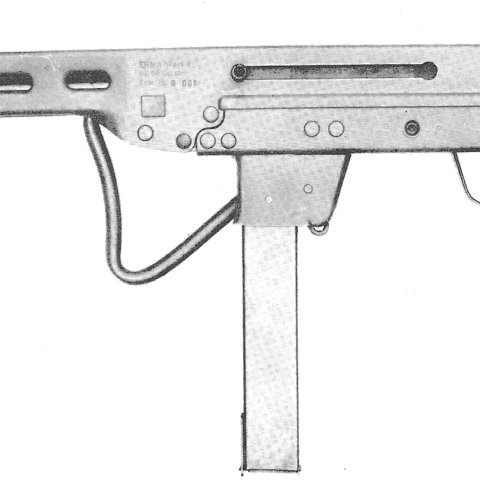 The MP-64. This was the final prototype before the project was cancelled.