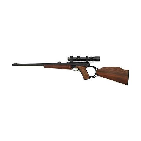 Browning Buck Mark in rifle configuration