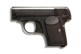 Henri Guisan FN Browning model 1906 IMG 3267
