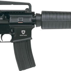 STG-15, AR manufactured by Swiss company Astra Arms
