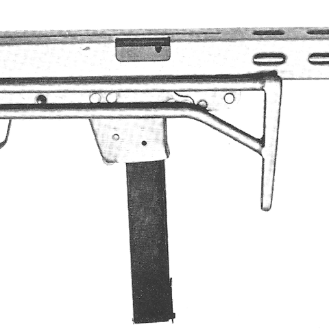 The MP-61; an improved model of the MP-60.