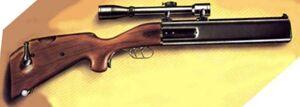 SDK Silenced Rifle