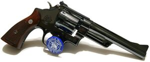 Smith & Wesson Model 27 (1)