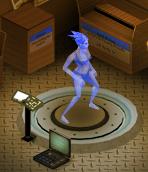 Holgram stripper