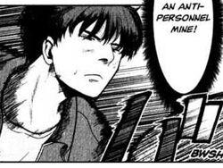 Jose Croce (manga)