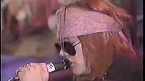 Guns N Roses - One in a Million