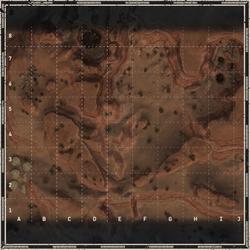 Sepulcher map