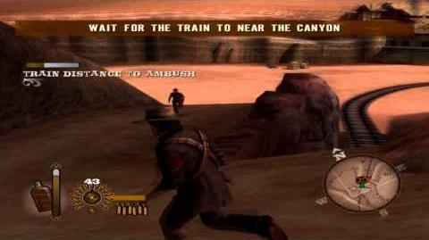 Gun (PC) walkthrough - Ambush the Train
