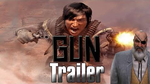 GUN™ The Game Trailer!