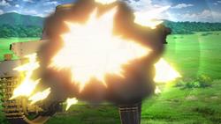 PanzerIV hit Firefly