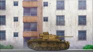 Panzer III Kuromorimine
