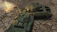 T-34 tank ram