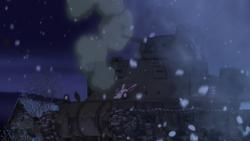 M3 Damaged