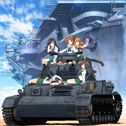 Girl Und Panzer Project