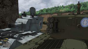 BT-42 antics