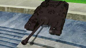 T95 or T28 Super Heavy Tank - UAS