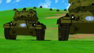 M24 Chaffee - UAS