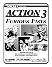 Action3 Furious Fists