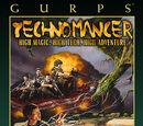 GURPS Technomancer