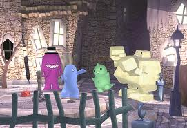 File:Monster Village before the attack.jpg
