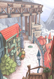 Tiese Town