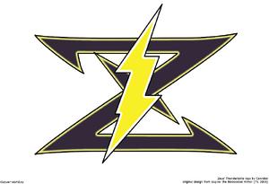 Zeus' Thunderbolts Logo